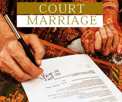 Court marriage lawyer in North Delhi